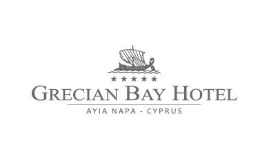 Grecian Bay Hotel Logo