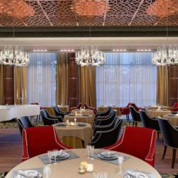 Amavi Hotel Nocturne Restaurant Amavi