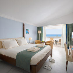 Olympic Lagoon Resort Paphos Deluxe Superior Room