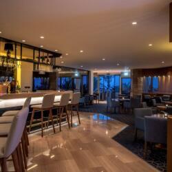 Alion Beach Hotel Amethystos Bar