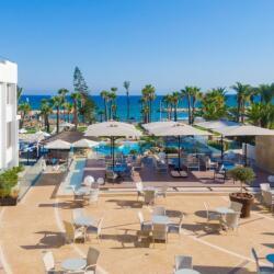 Golden Bay Beach Hotel In Larnaca
